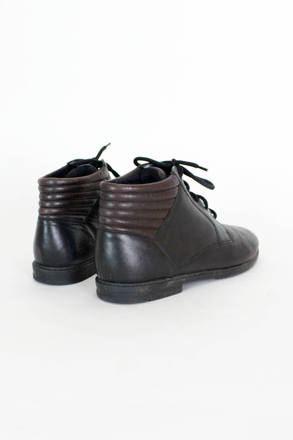Sale / Black Block Booties 6