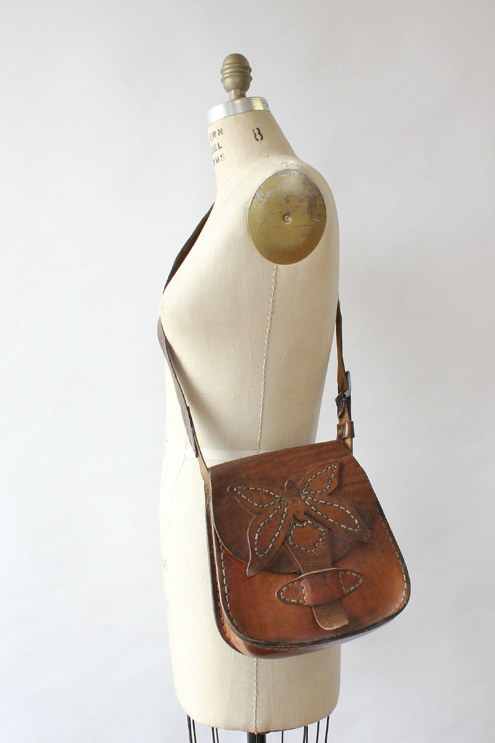Butterfly Saddle Bag
