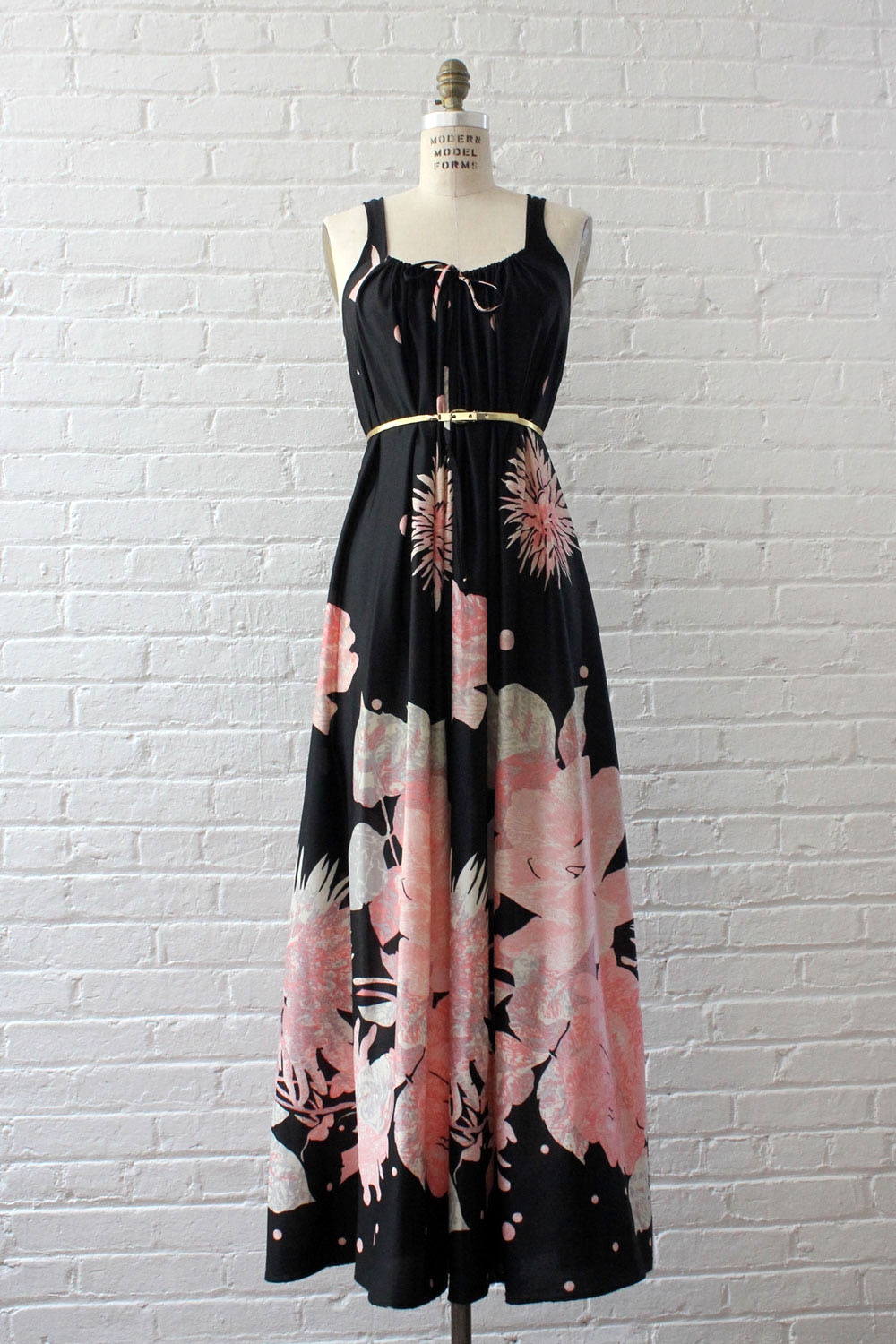 Blooming Full Sweep Dress S-L