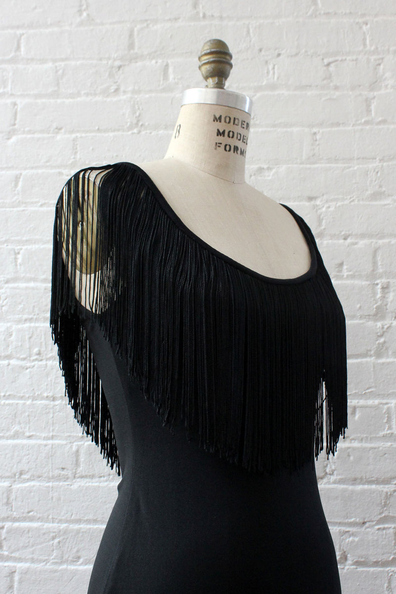Fringe Forever Fitted Dress XS/S