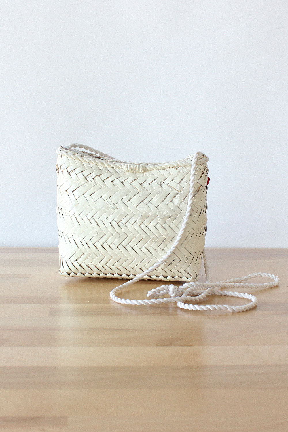 Regale Gem Wicker Crossbody