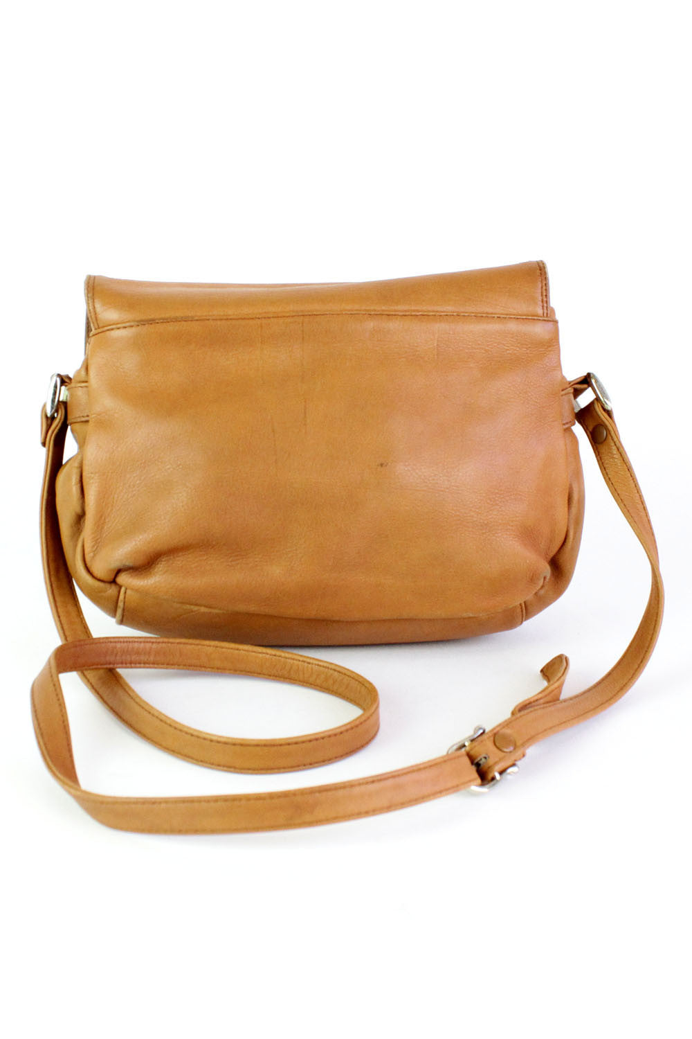 maple leather crossbody bag