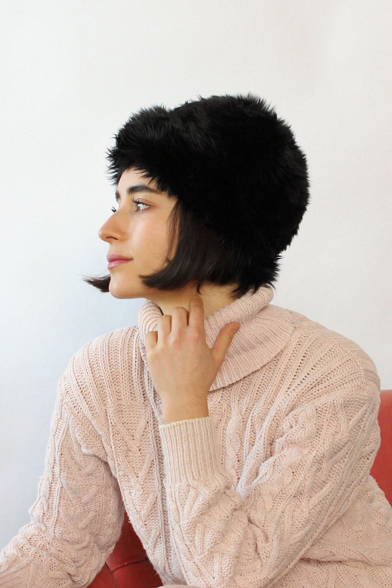 Jet Shearling Hat