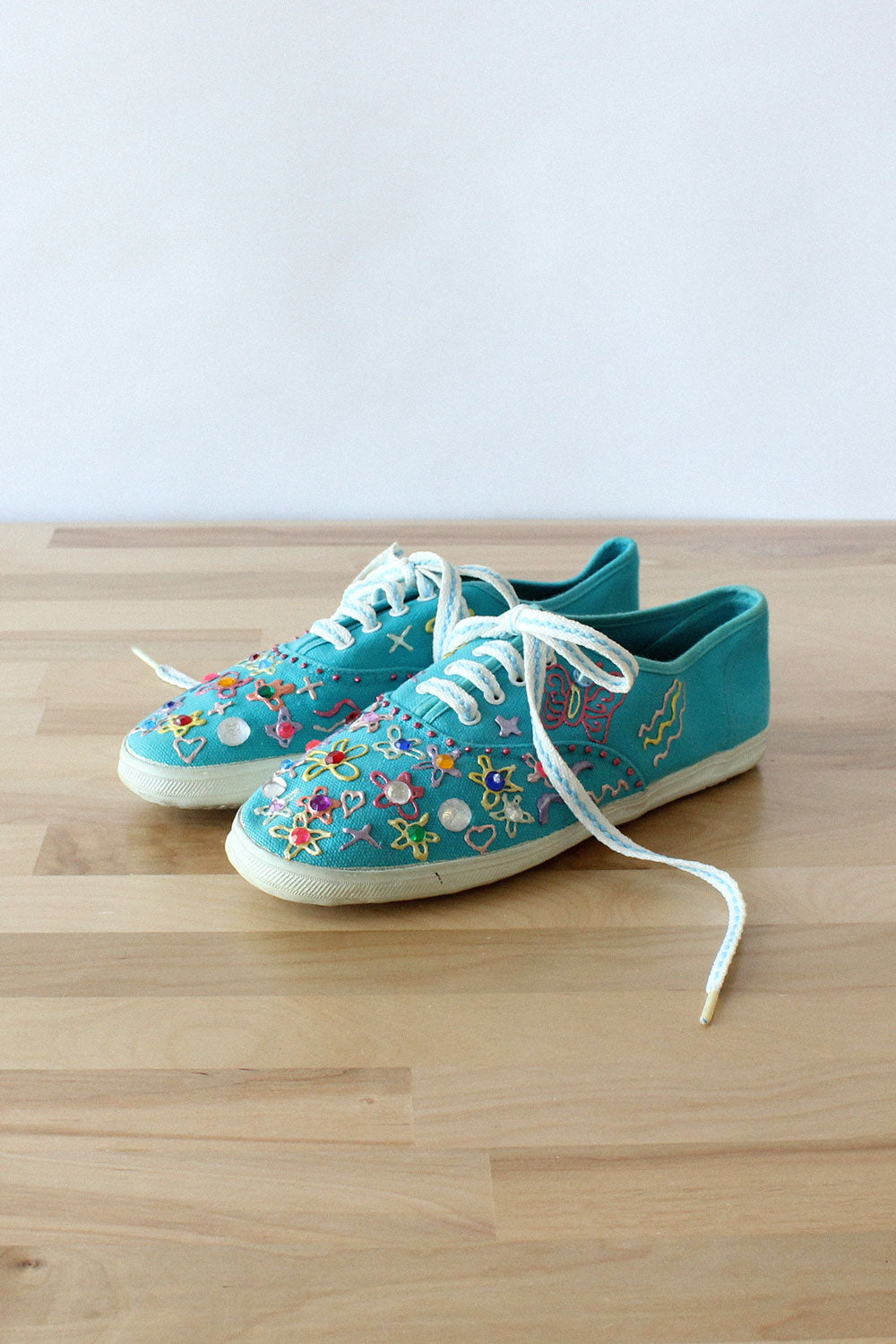 Jenny Embellished Sneakers 7