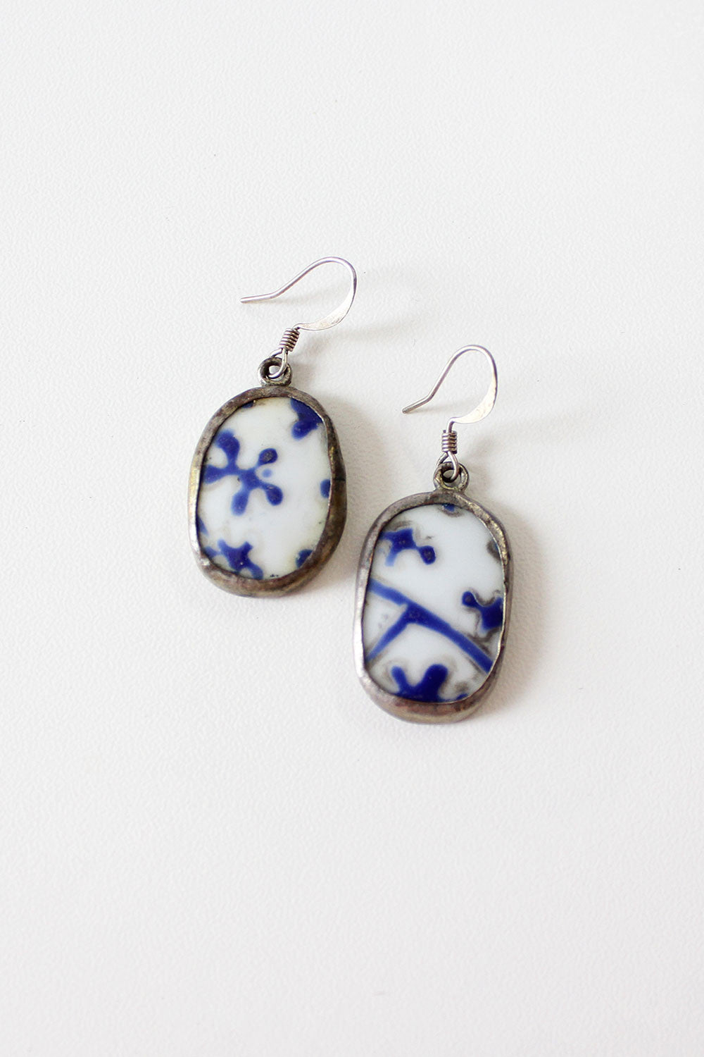 Ceramic Fragment Earrings