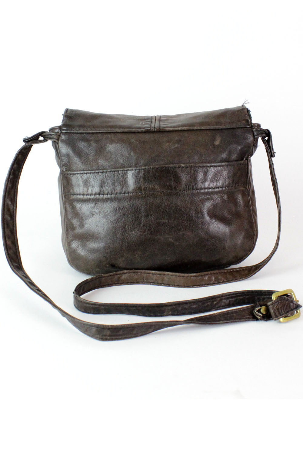 Victoria Leather crossbody bag
