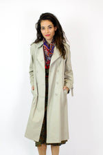 vintage london fog raincoat