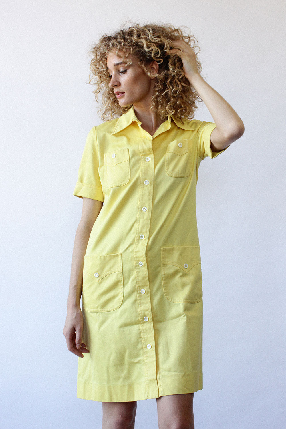 Sunshine Shirtdress XS/S
