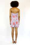 SALE / Nicole Miller print dress XS