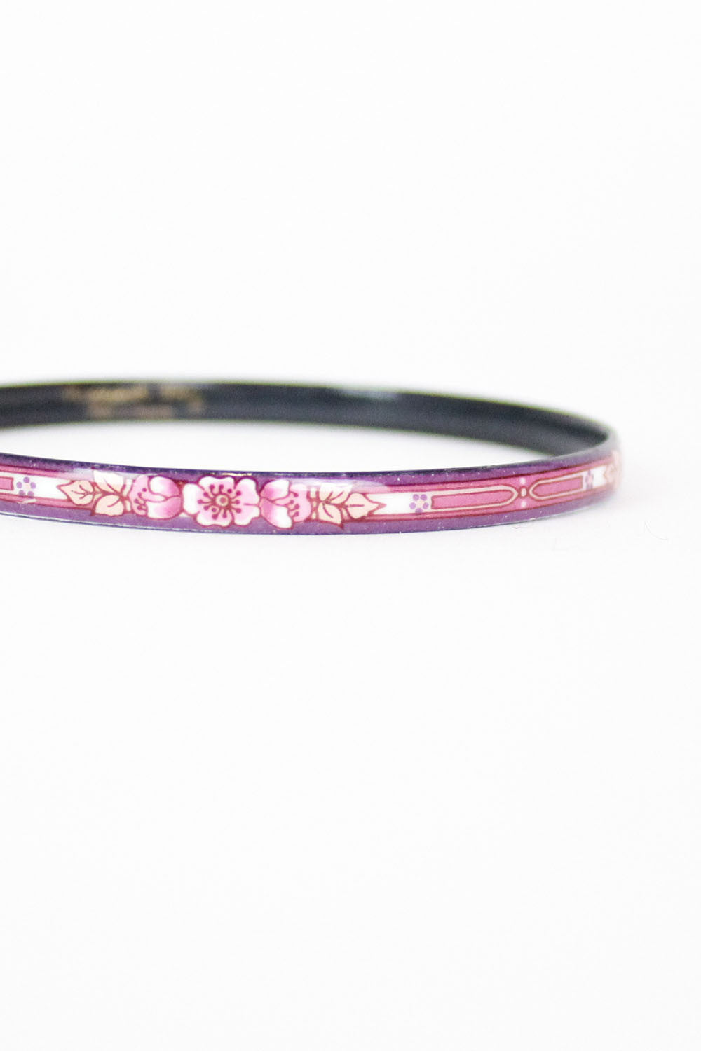 Michaela Frey Enamel Bangle