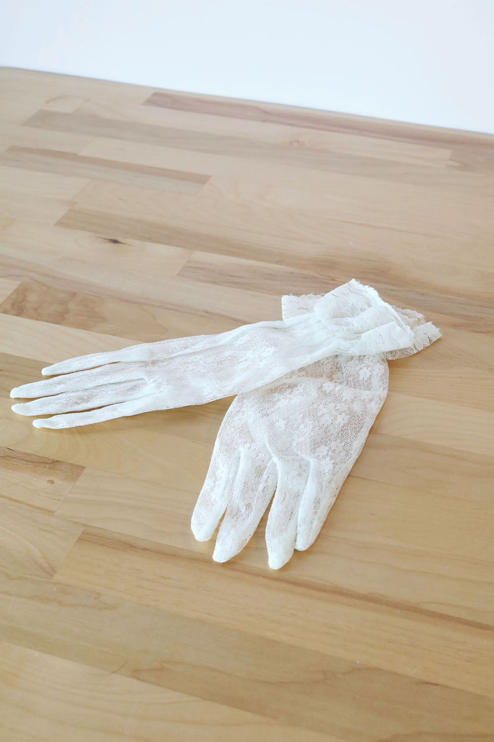 Madonna Lace Gloves