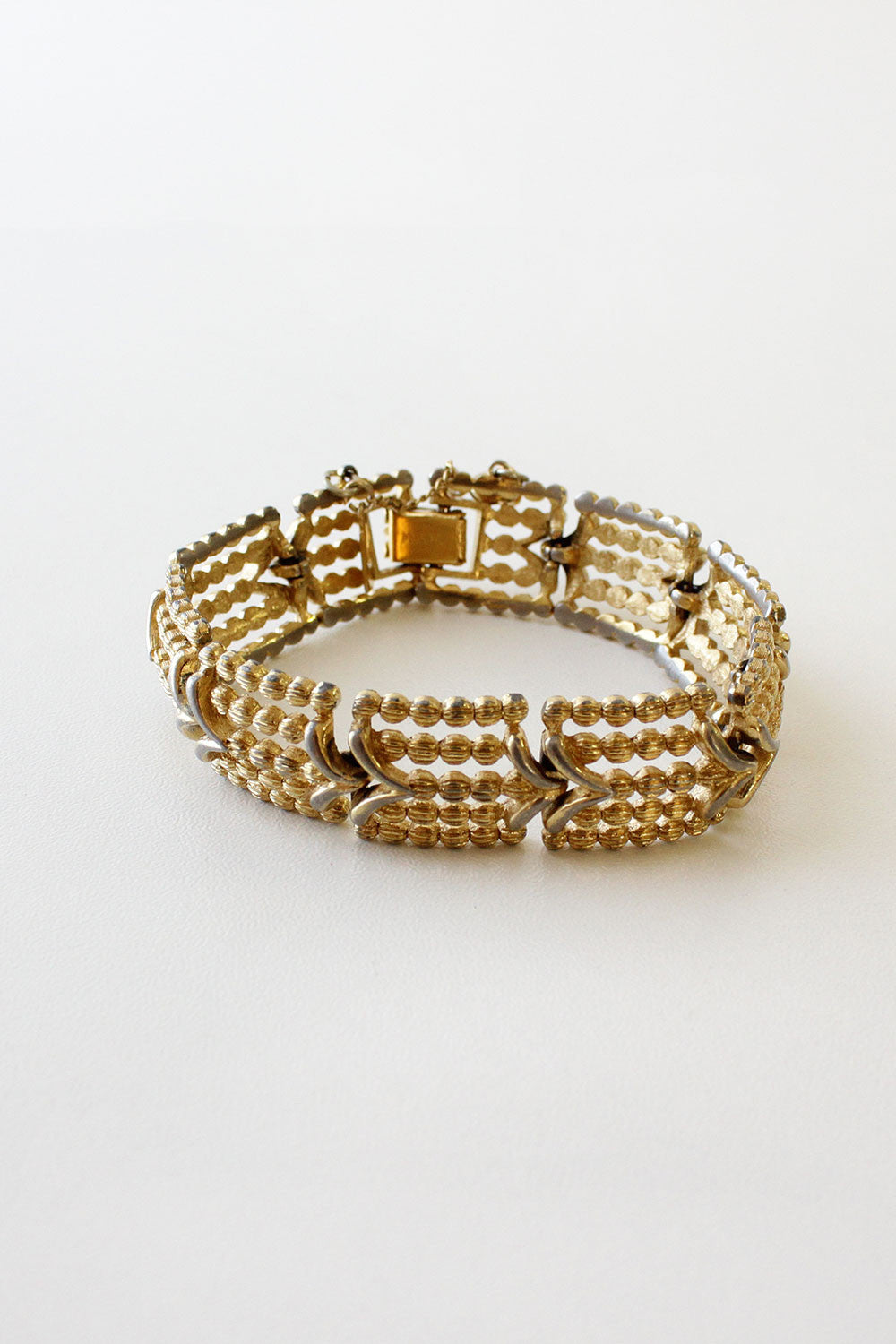 bracelet seasonal bracelets matte whispers cleargoldmatte gold clear alert whisper