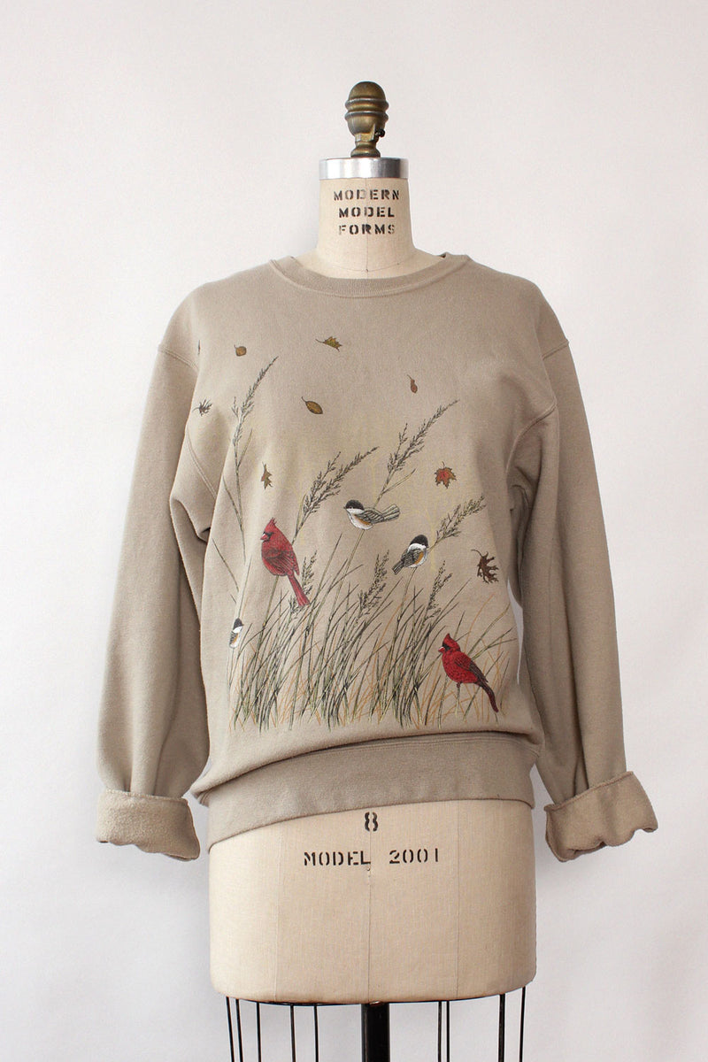Birdwatching Sweatshirt M/L