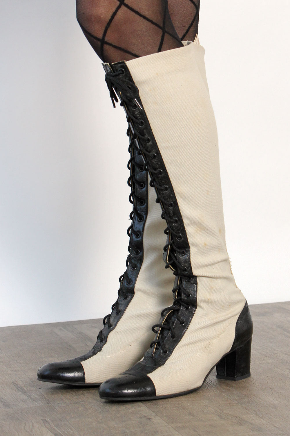 Golo Lace-up Boots 6-6.5