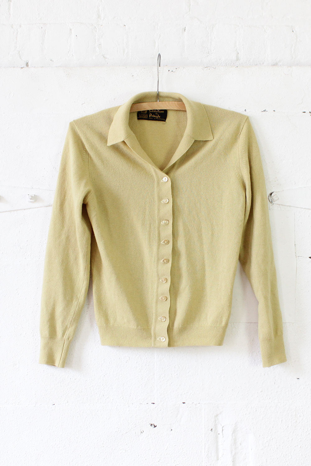 Pringle Cashmere 60s Cardigan S