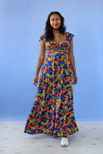 Happy Hour Maxi Dress S-L