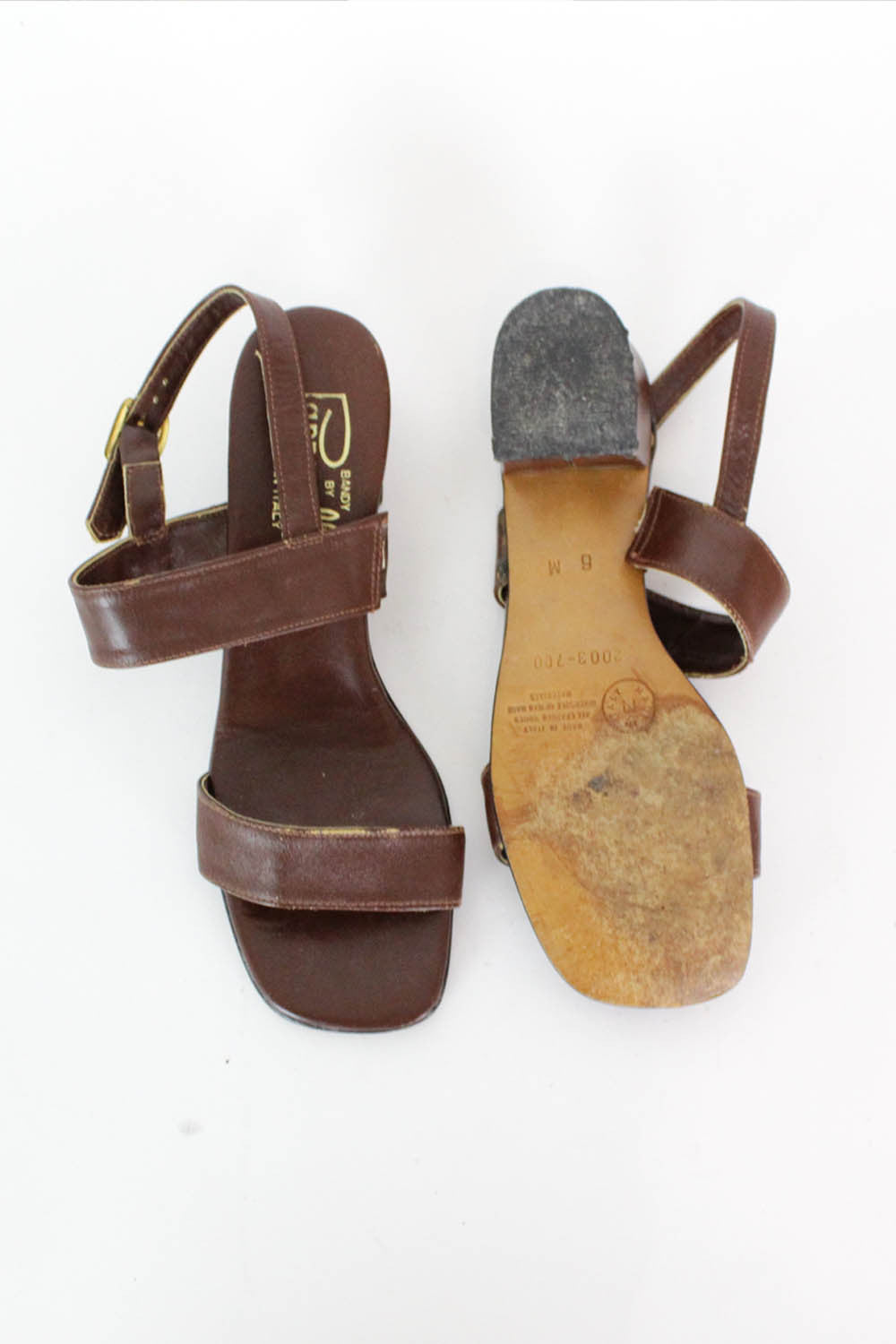 Bandy Pappagallo Sandals 6