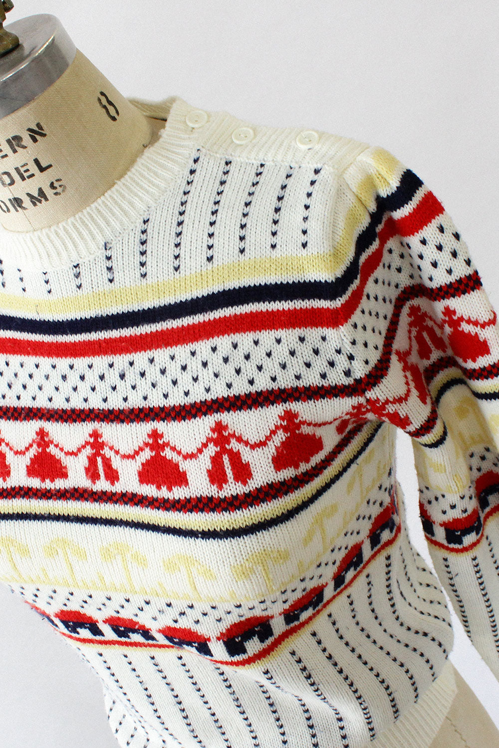Home for the Holidays Sweater S/M