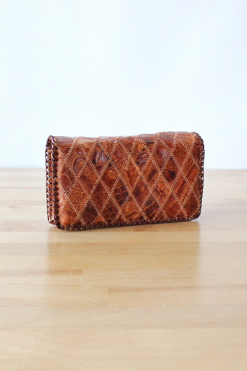 Cuban Alligator Wallet
