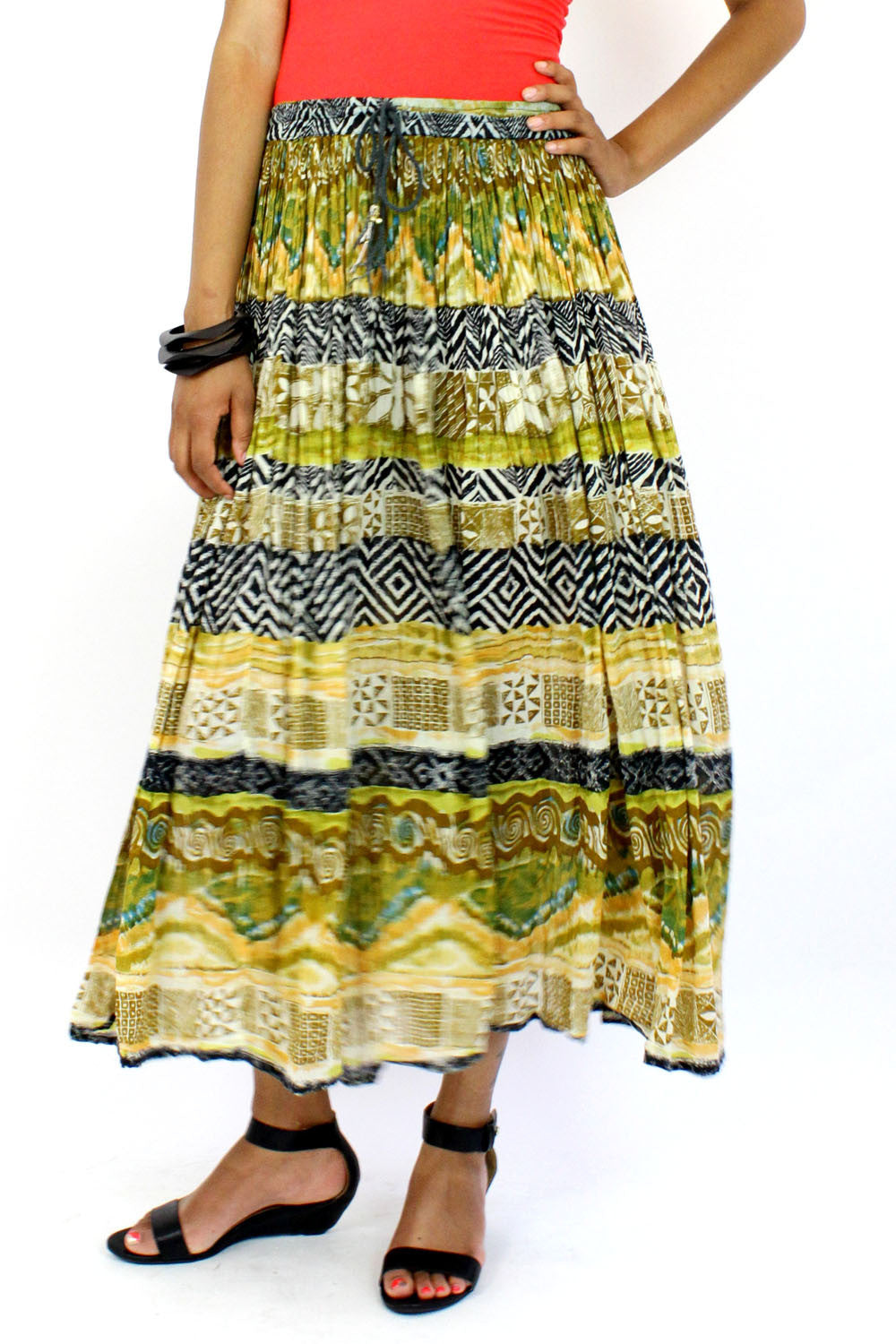maximum safari skirt M