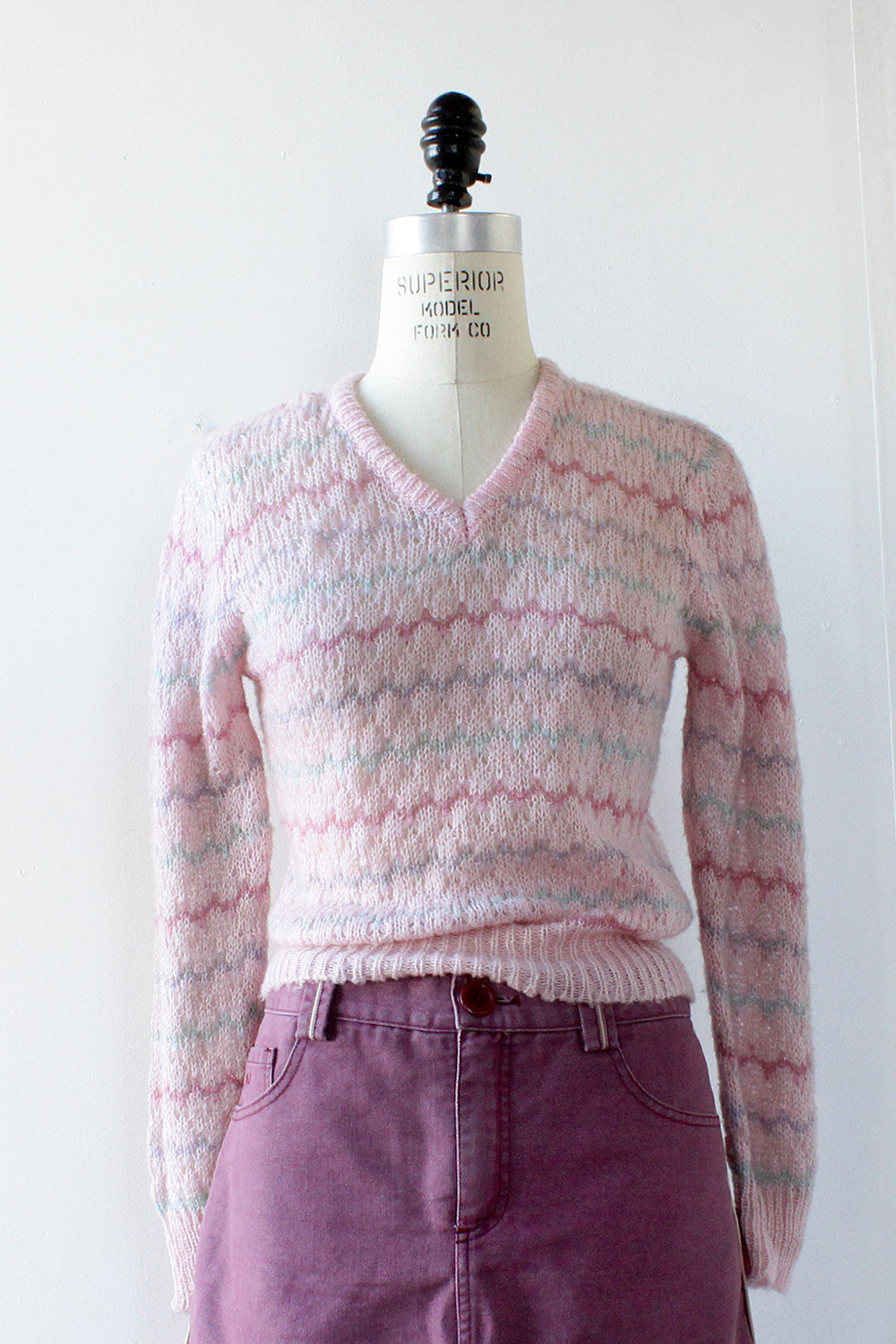 Golden Pastel Sweater XS/S