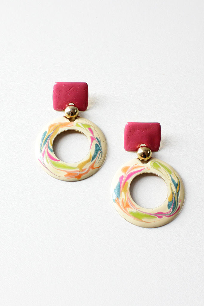 It's a Colorful Life Hoops