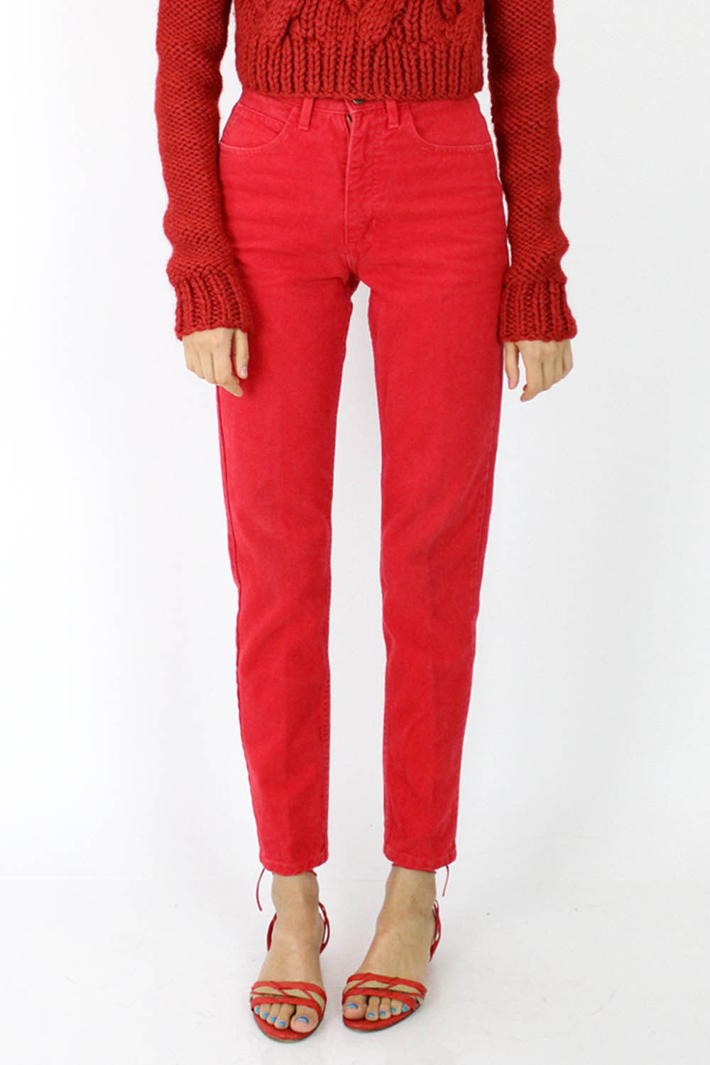 Guess? Red Jeans XS
