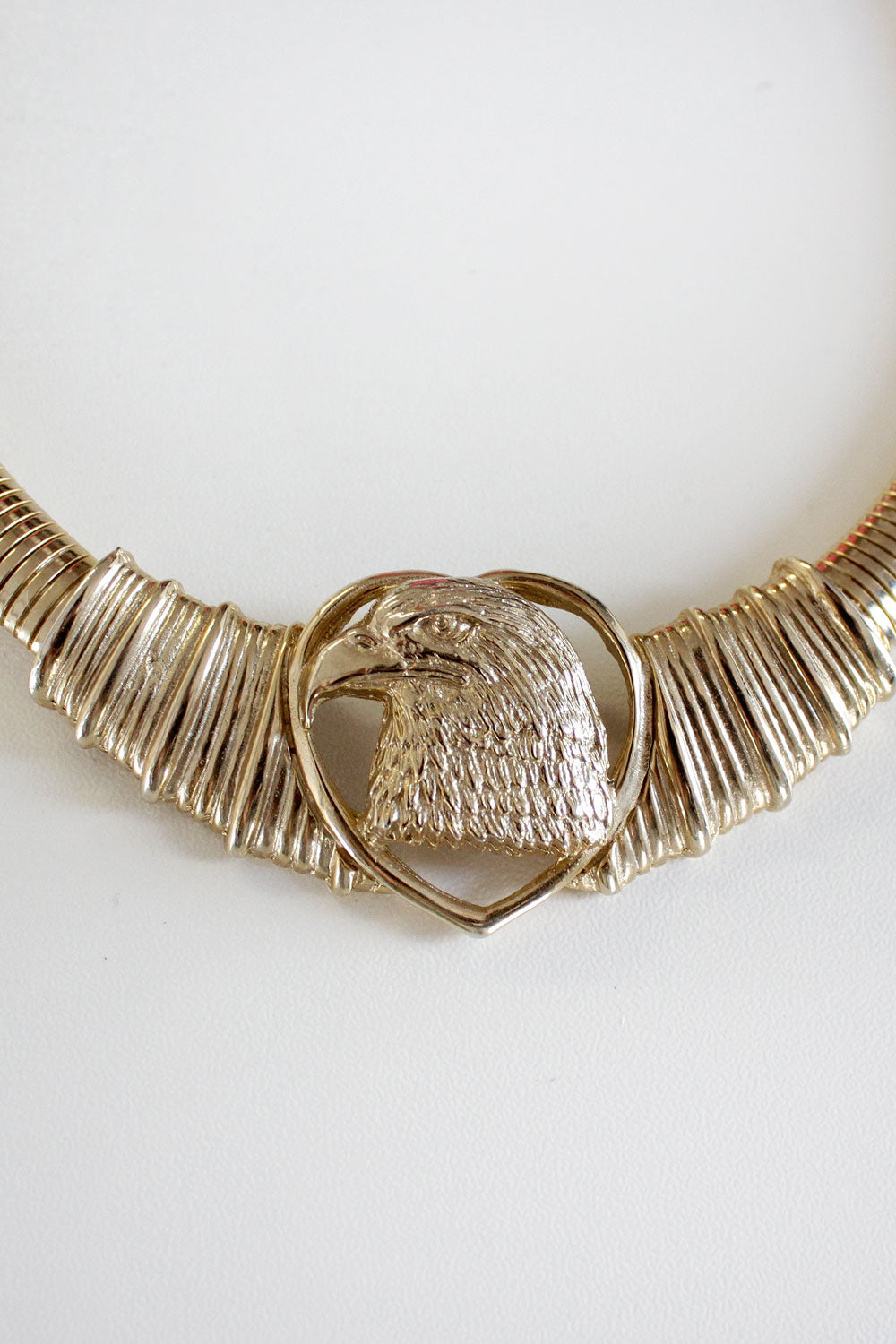 Eagle Heart Necklace