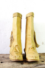 Prima Moccasin Boots 9