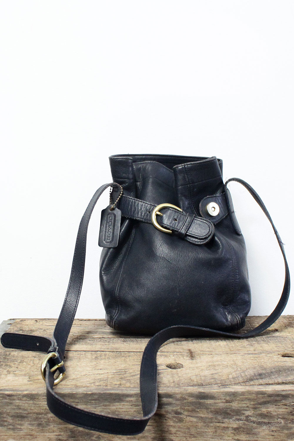Coach Mini Bucket Bag