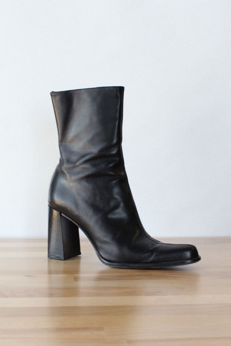 Trinity Leather Boots 8.5 - 9