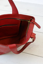 Ruby Coach Mini Tote