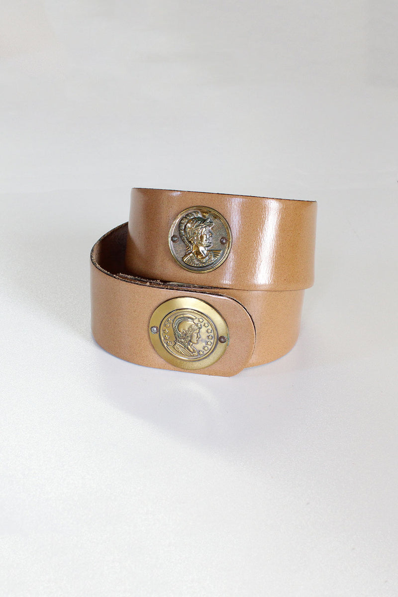 Latin Coin Belt
