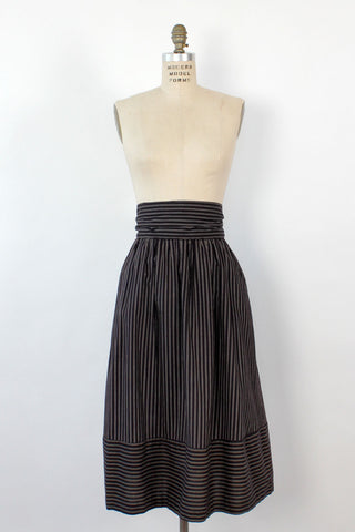 Pinstripe Jumper Dress M