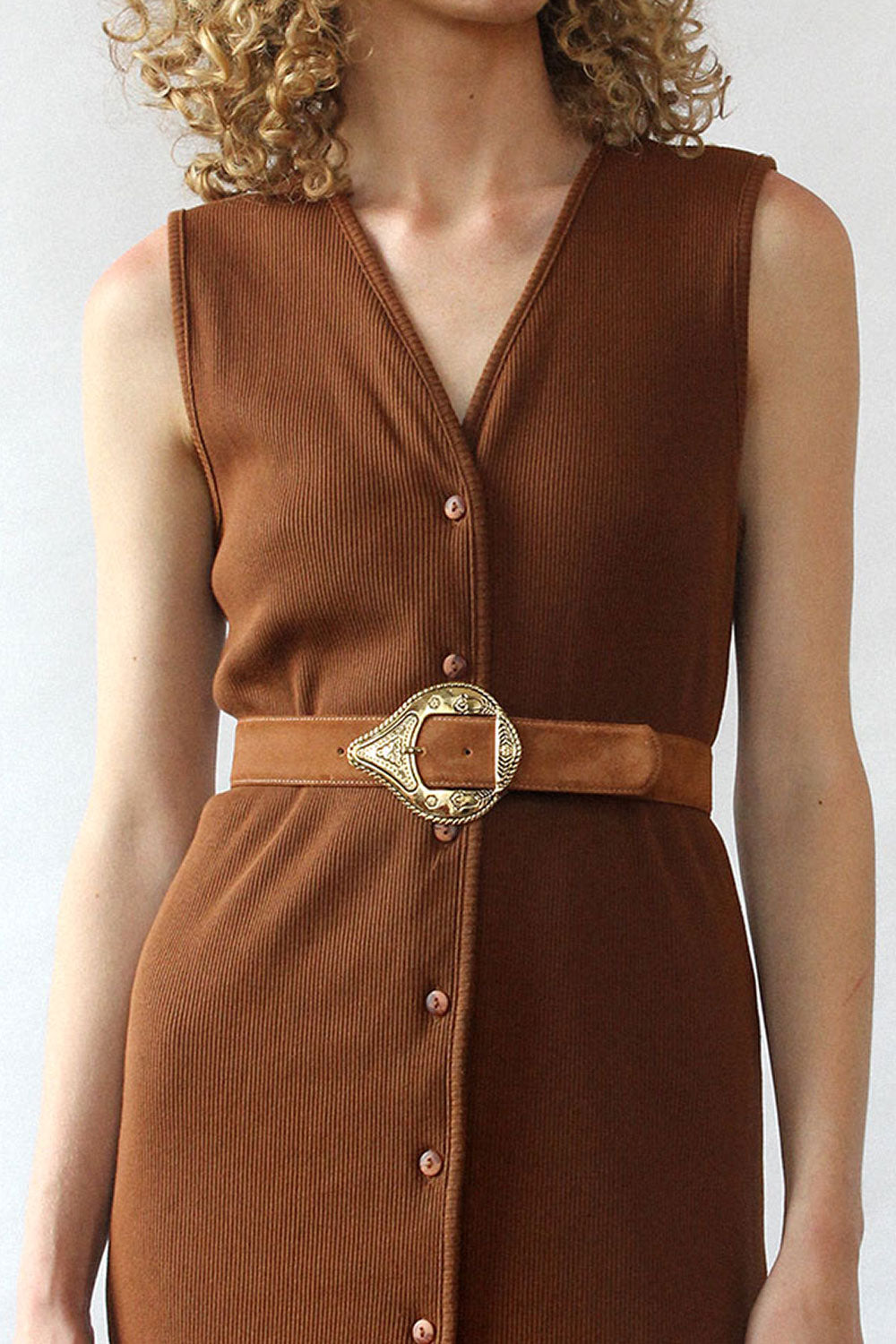 Chestnut Taj Belt