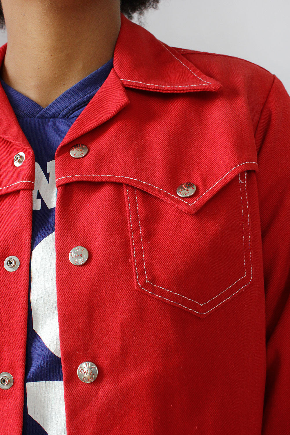 Billy the Kid Red Jacket XS/S