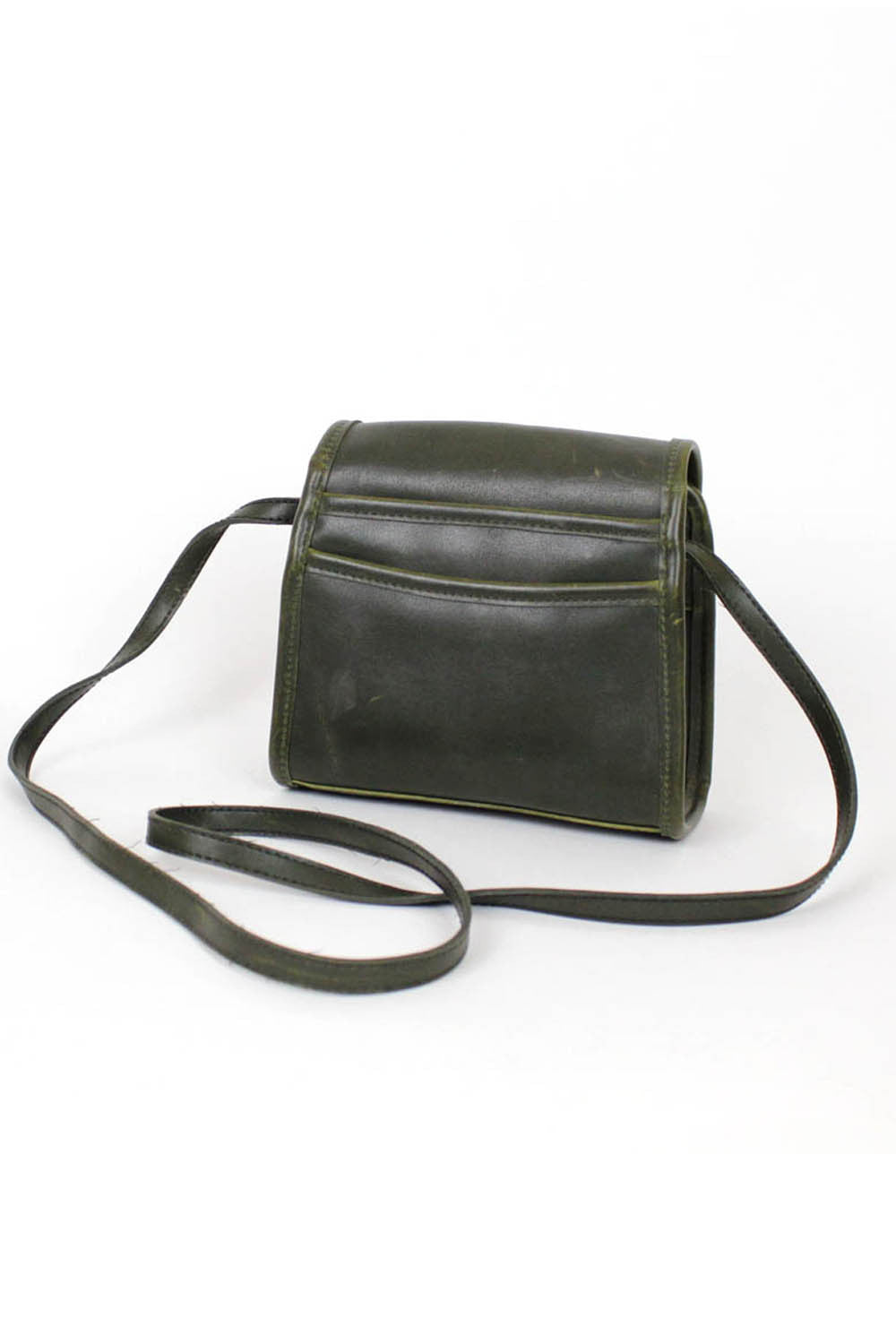 olive mini satchel