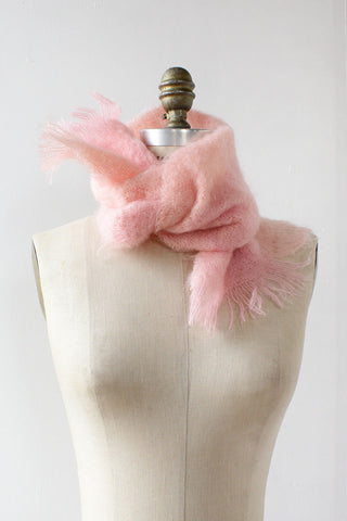 Les Copains Fluffy Scarf