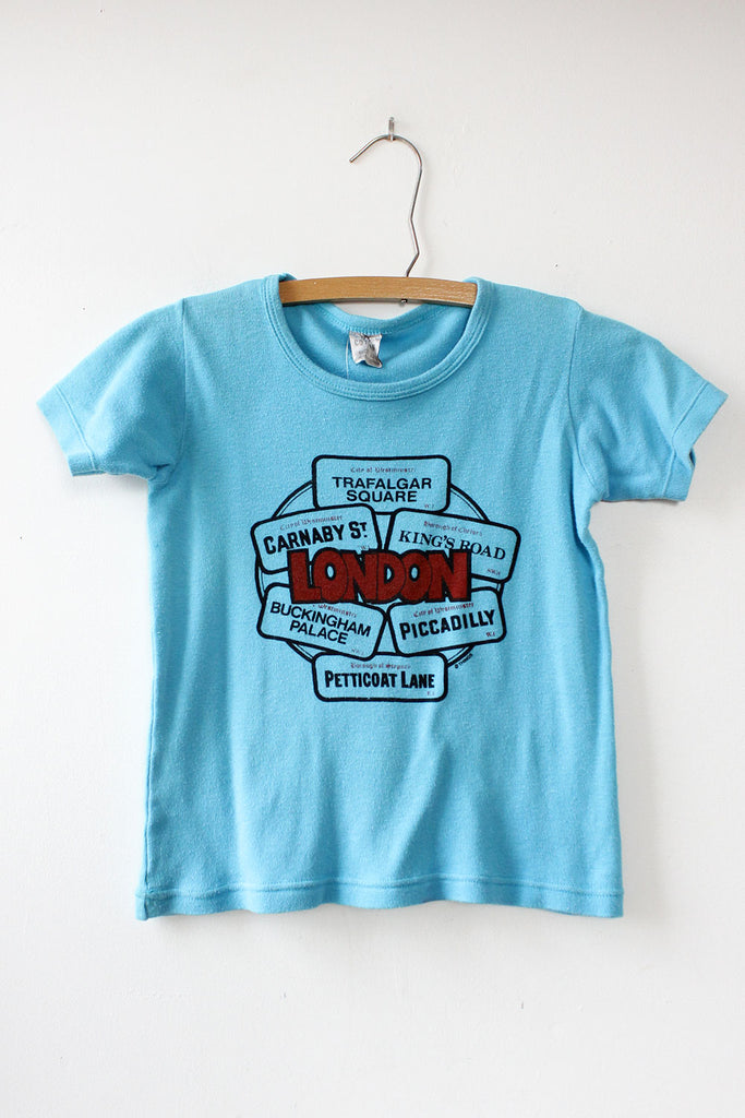 Piccadilly London Baby Tee XS