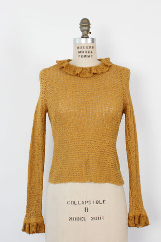 Minimal Fisherman Sweater XS/S