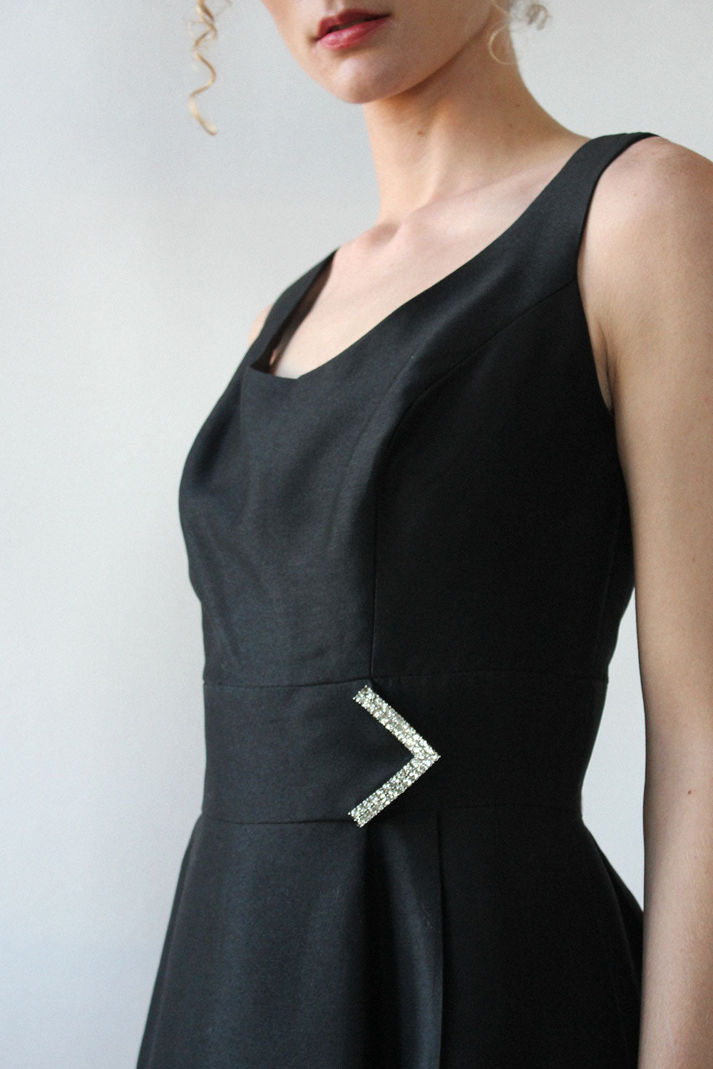 Sparkly Arrow LBD M