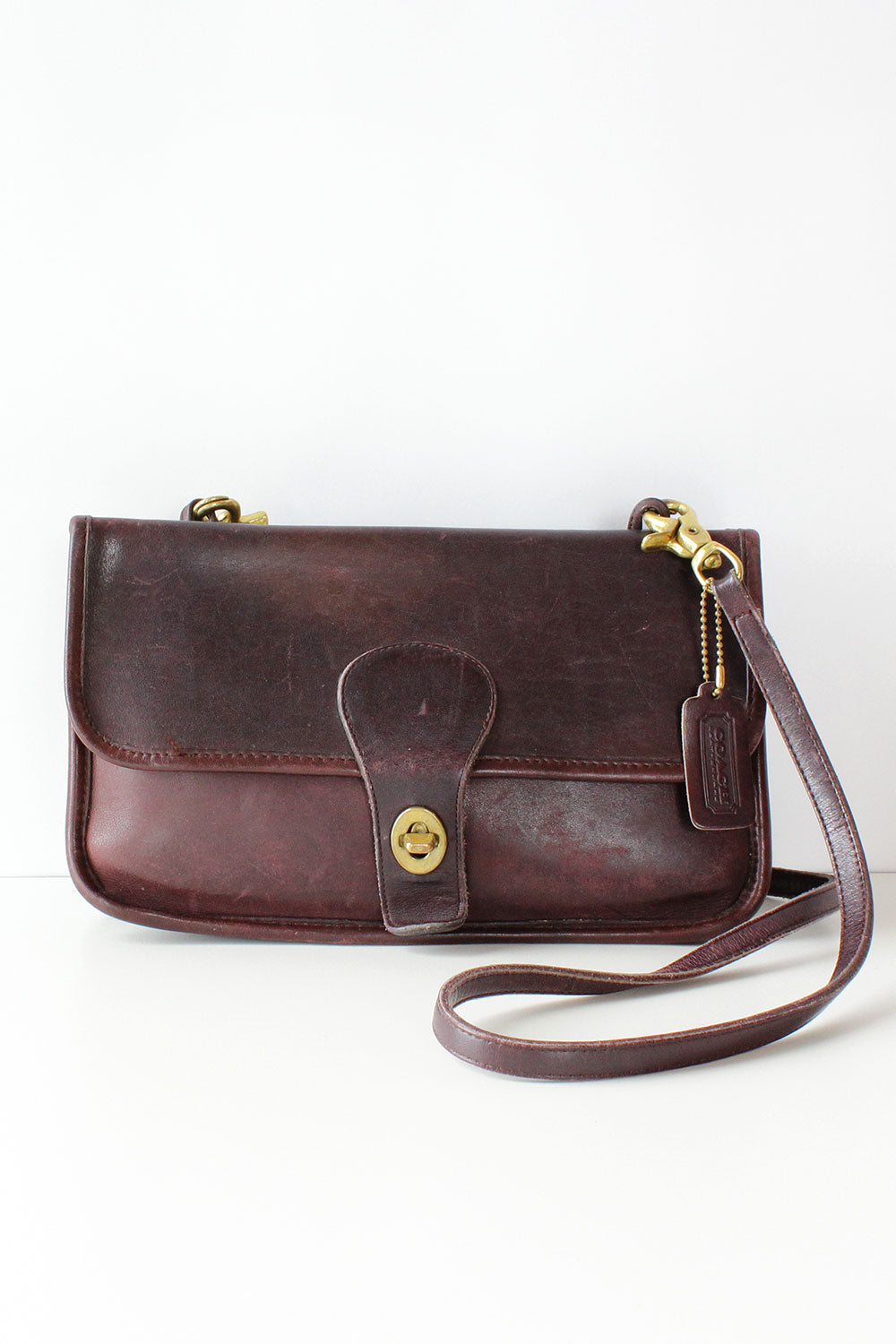 Coach Double Sided Satchel (Rare)