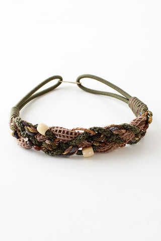 Reed Braid Belt