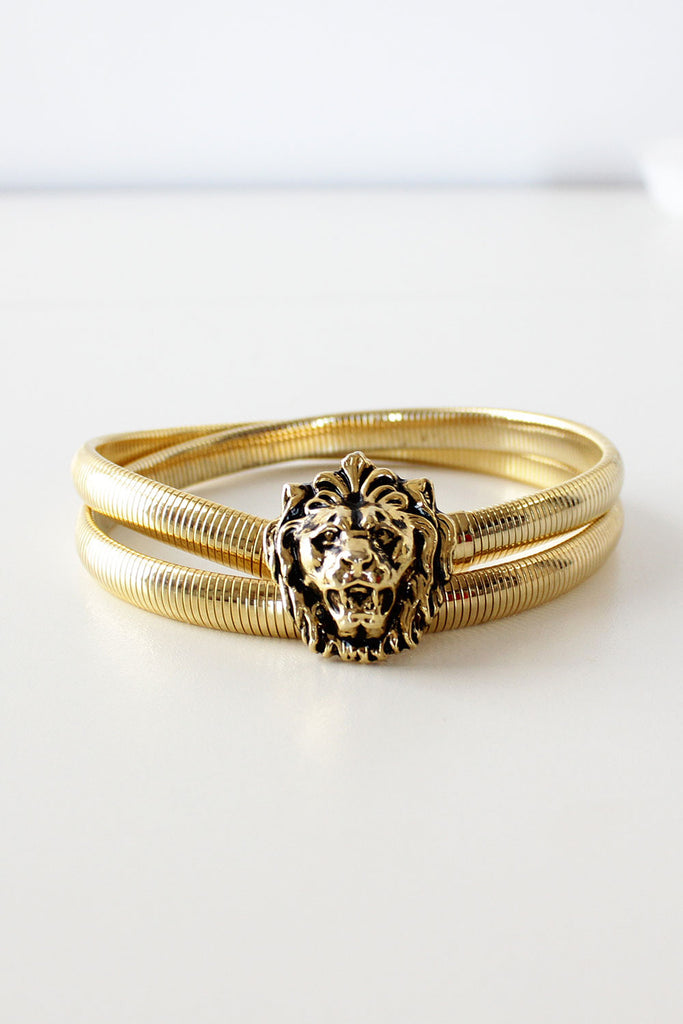 Anne Klein Lion Belt