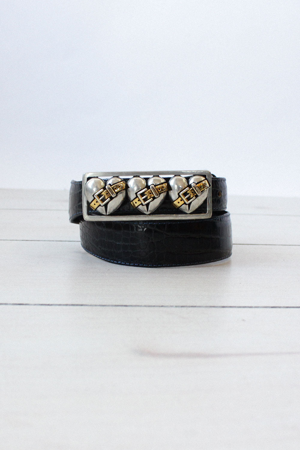 Buckled Hearts Belt