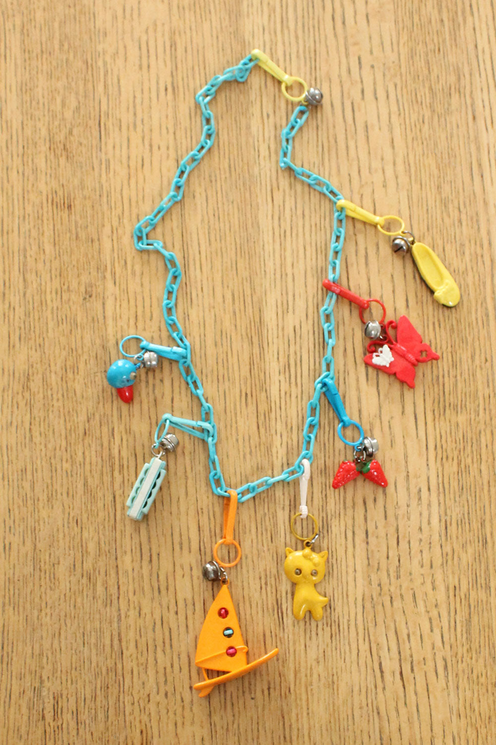 Flair Charm Necklace