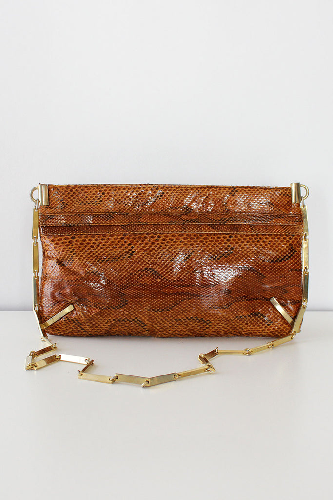 Spanish Snakeskin Purse