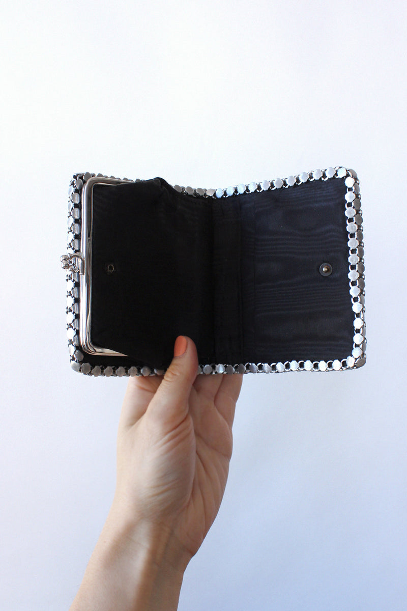 Whiting & Davis Chainmail Wallet