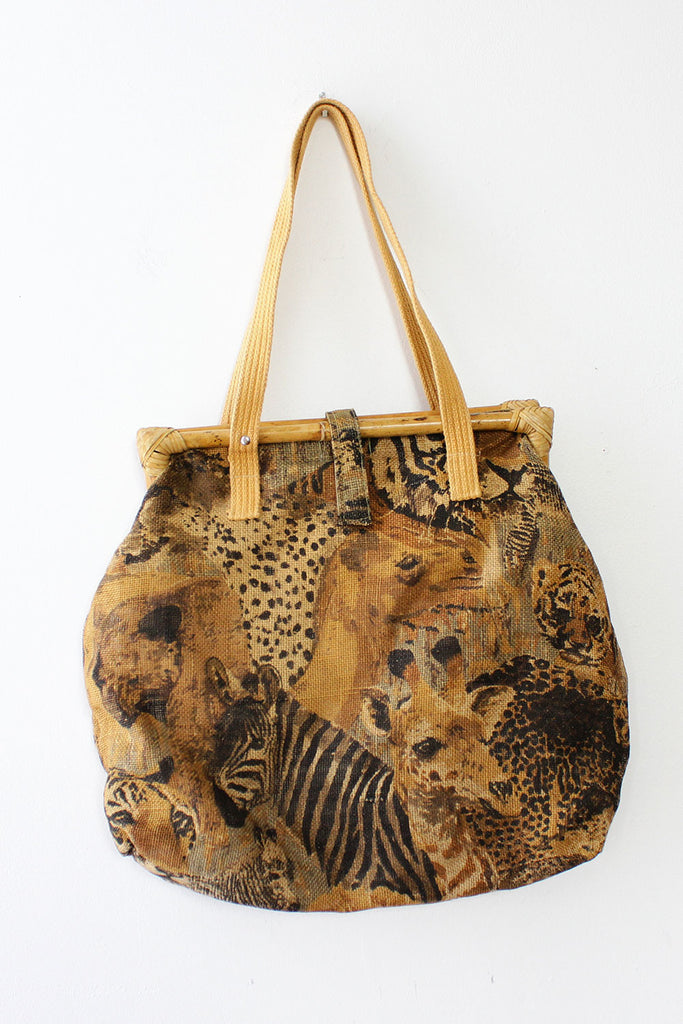 Animal Fam Tote