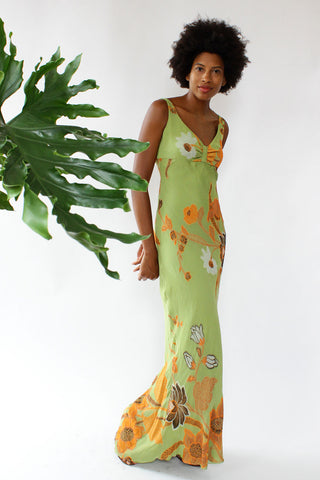Garden of Earthly Delights Gown XS/S